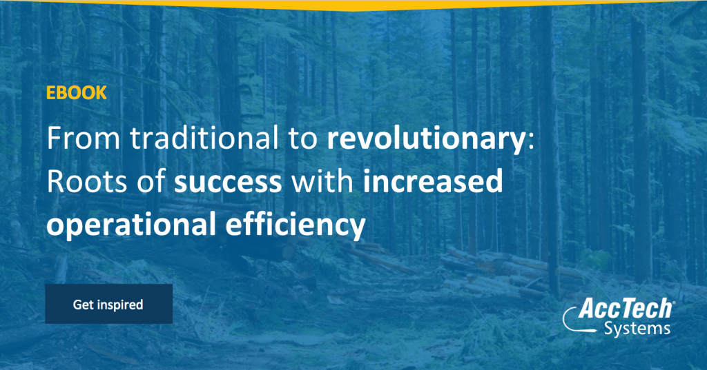 From traditional to revolutionary: roots of success with increased operational efficiency