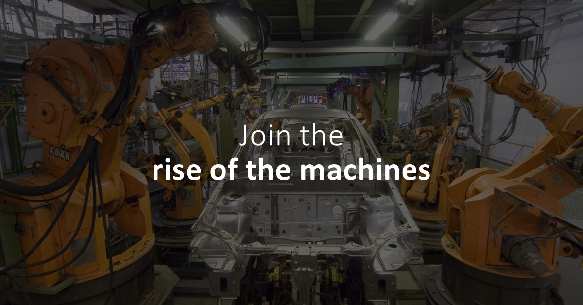 Automation & you: the key to success in the Manufacturing industry