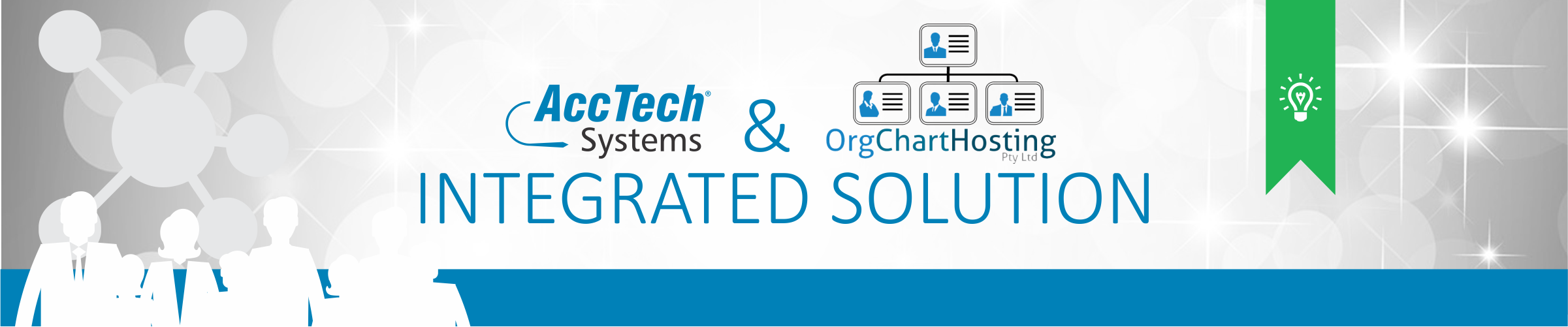 AccTech Systems and OrgChart integrated solution