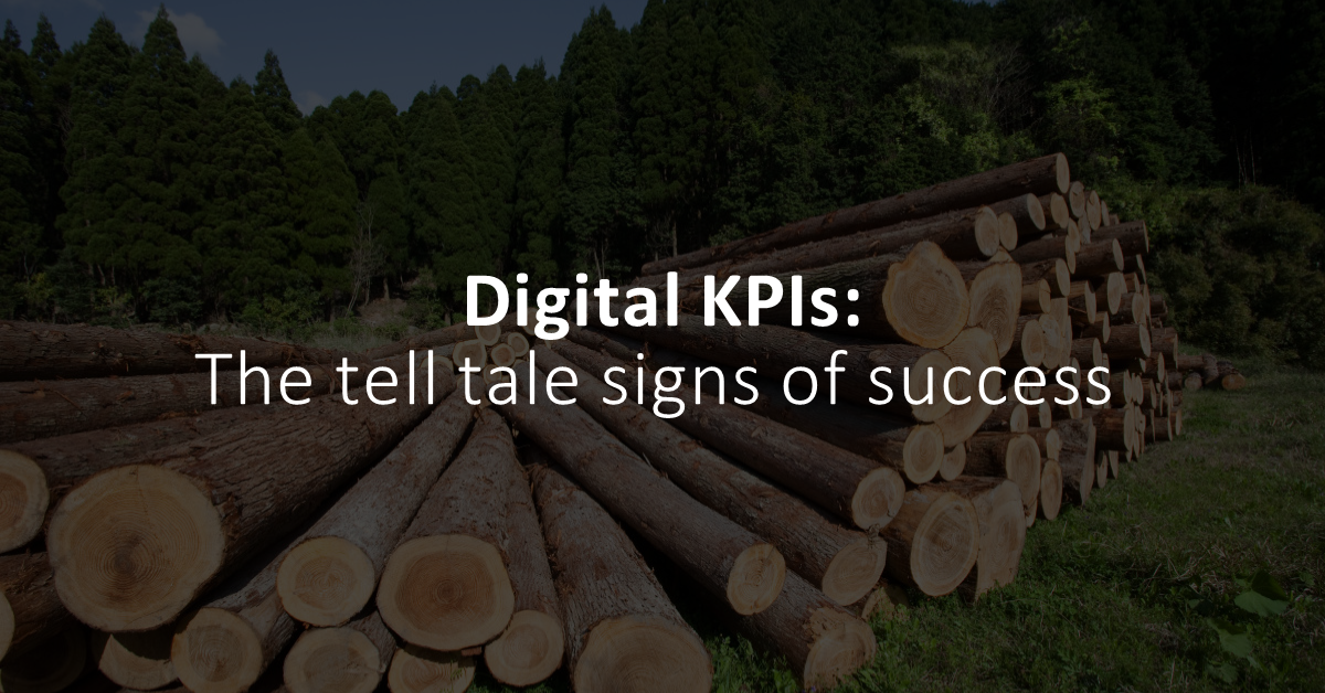 Understanding digital KPIs for transformation in the logging industry