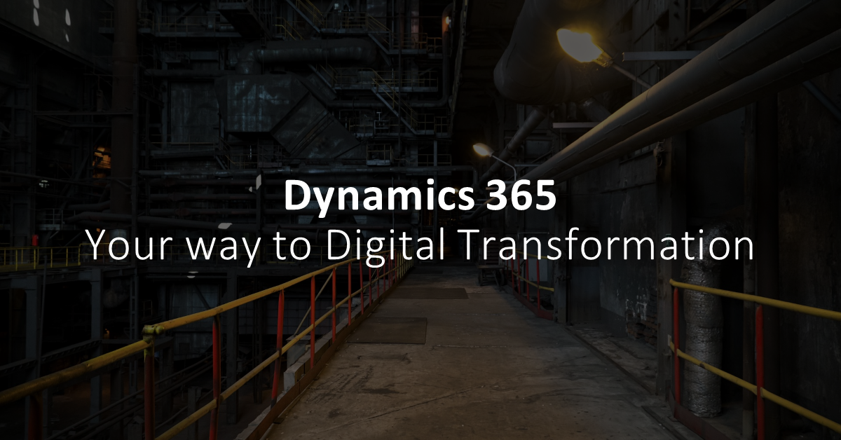 Choosing the right platform to support your Digital Transformation